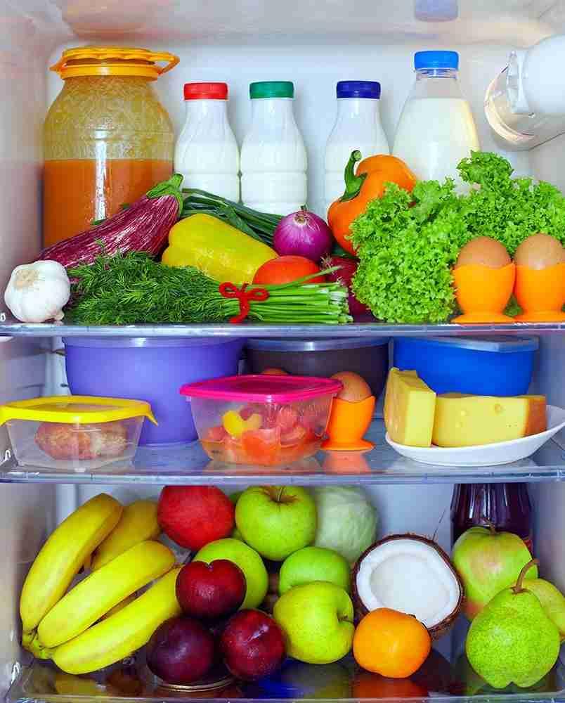 おたくの冷蔵庫事情