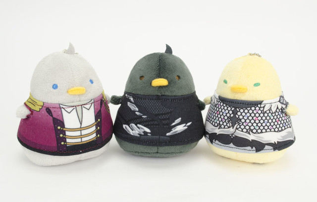 勇利、ヴィクトル、ユーリがかわいい小鳥の姿に!「ユーリ!!!」ちゅんコレ