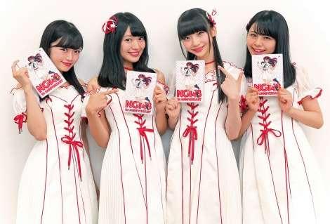 『うる星』ラムちゃんがNGT48に!? 高橋留美子氏「とっても気に入っています!」 | ORICON NEWS