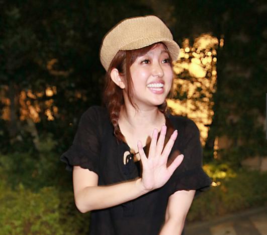 元『アイドリング!!!』の菊地亜美が「2連泊」蜜愛、結婚宣言!