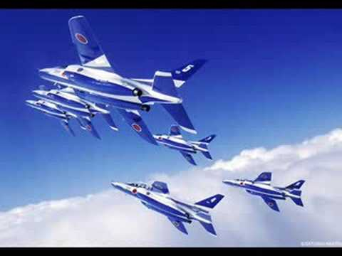 【航空】 ブルーインパルス PV 最強版 Blue impulse 【自衛隊】 - YouTube
