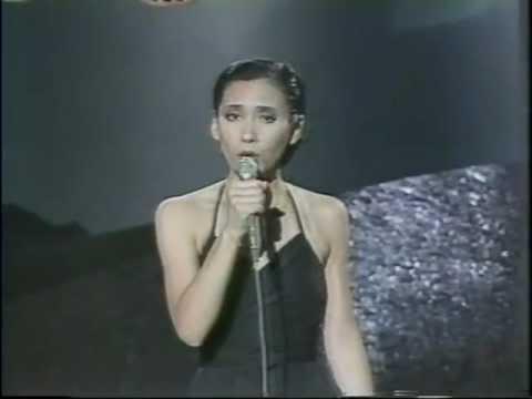 中原理恵 東京ららばい 1978 - YouTube