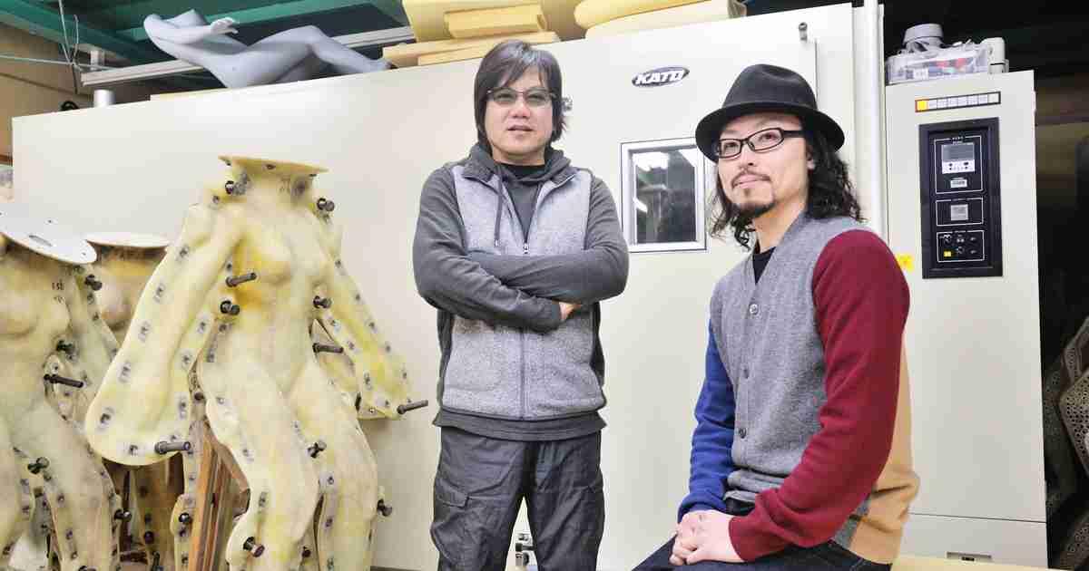 東京藝術大院卒→オリエント工業の造形師が、究極の機能美を追究した先に見た「ドール×Tech」の未来 - エンジニアtype | 転職@type