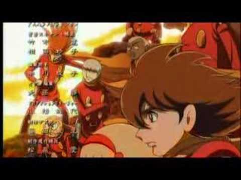 (ニコ動)平成版サイボーグ009 ED1(Ver.2) ~genesis of next~ - YouTube