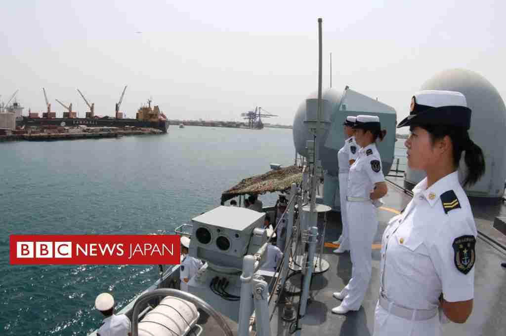 中国軍部隊、初の海外基地へ出発 アフリカ・ジブチへ - BBCニュース