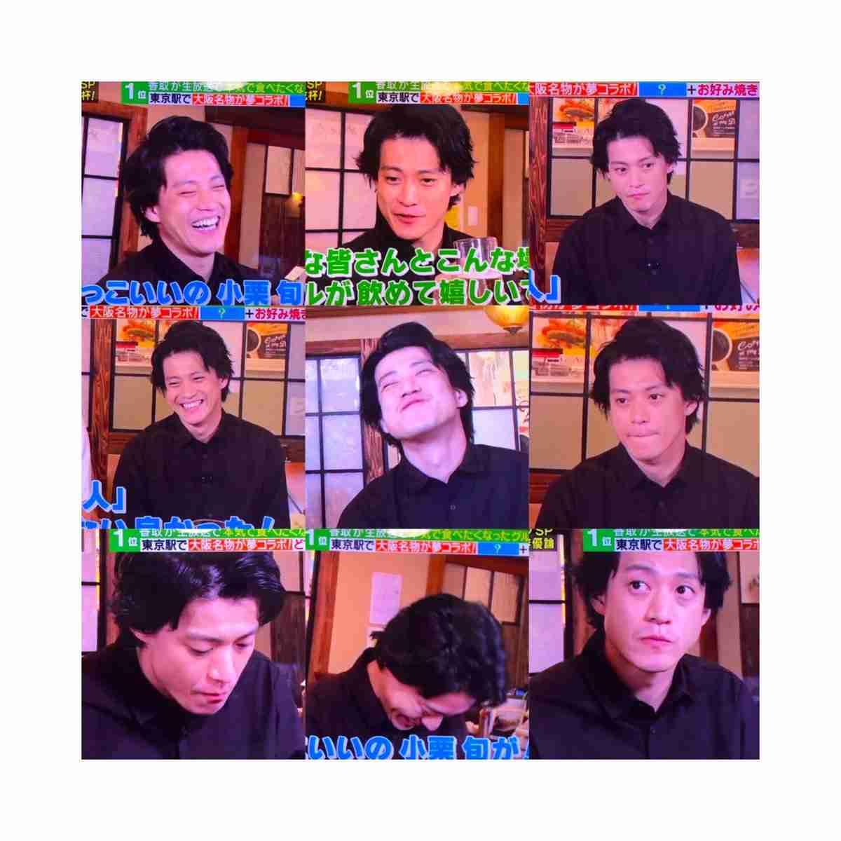 香取慎吾、映画『銀魂』の魅力を熱弁 「堂本剛が久々に芝居、かっこいいのよ!」