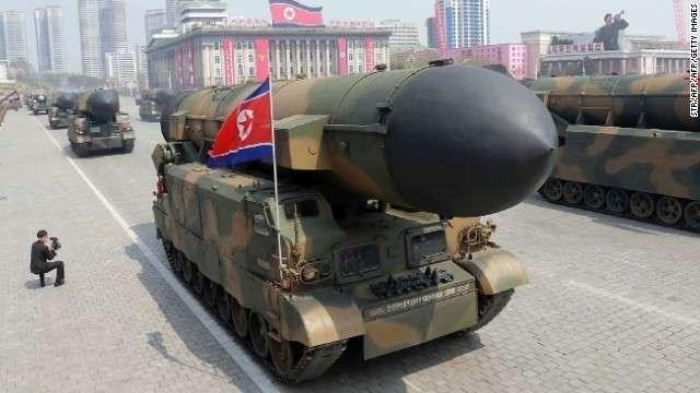 北朝鮮、再度のICBM発射実験準備か 米当局者