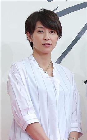 水野美紀、結婚していた! 俳優・唐橋充と交際約3カ月のスピード婚
