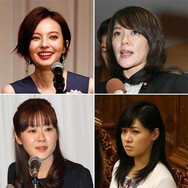 ベッキー、今井絵理子、小保方晴子氏、上西小百合氏…83年生まれはお騒がせ美女だらけ