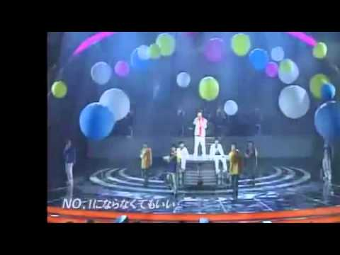 Taka 世界に一つだけの花 - YouTube