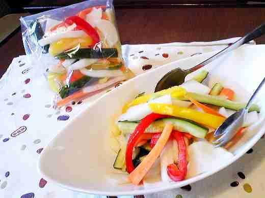 オススメのお野菜大量消費レシピ