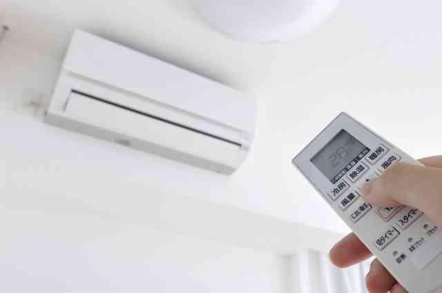 エアコン買い替え