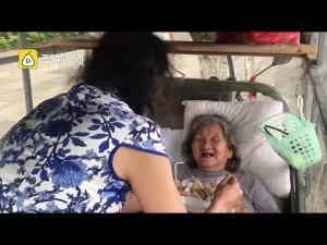 「母のために」20年間女装し続ける息子(中国)<動画あり>