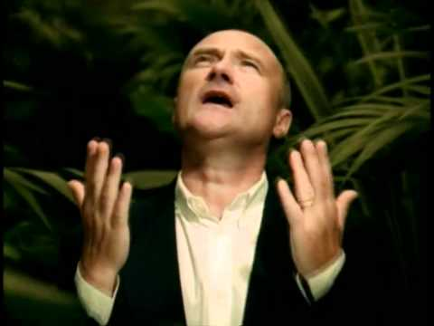 Phil Collins Music video - Strangers Like Me - YouTube