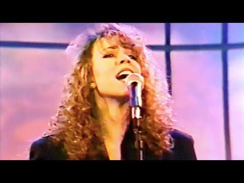 Mariah Carey: Vision Of Love (Live at GMA, 1990) - YouTube