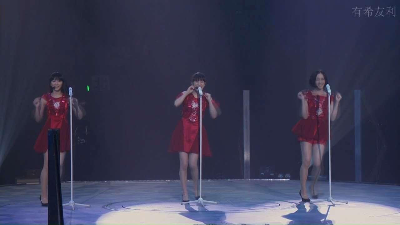 Perfume 「Kareshi Boshuuchuu」Live HD「 彼氏募集中」 - YouTube