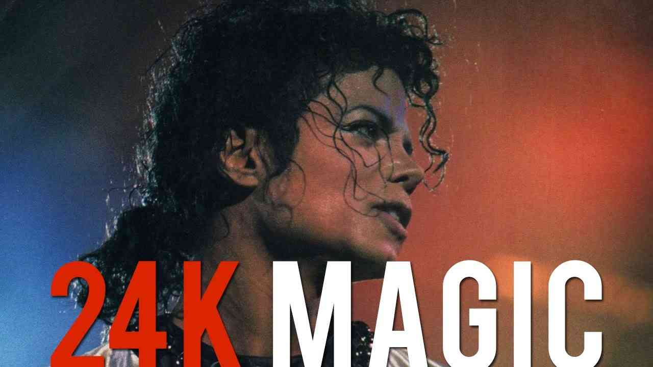 Bruno Mars & Michael Jackson - 24K Magic (HD) - YouTube