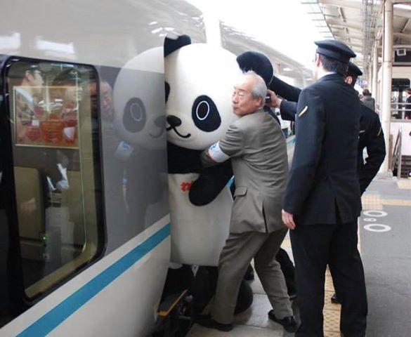 電車内で遭遇した事。