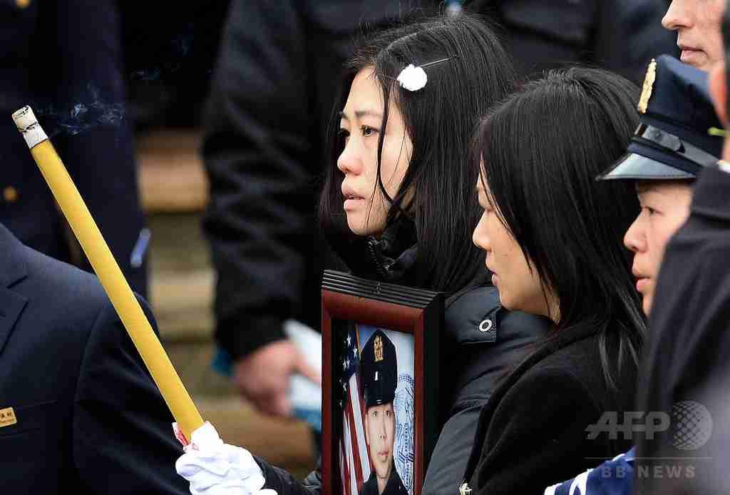 2年半前に殉職した米警察官、赤ちゃん誕生 夫の死亡直後に精子保存
