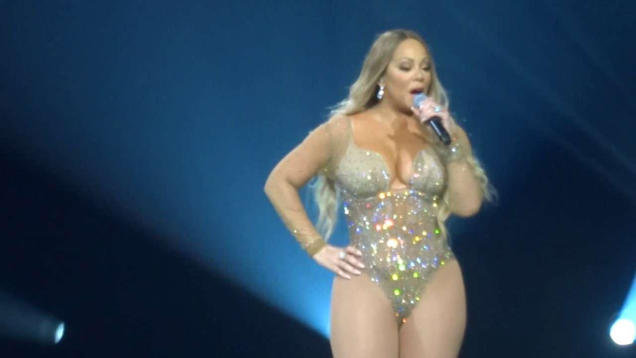 Mariah Carey - It's Like That #1 To Infinity 7-08-17 - YouTube