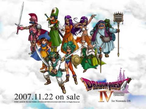 【DRAGONQUESTⅣ】勇者の故郷 - YouTube