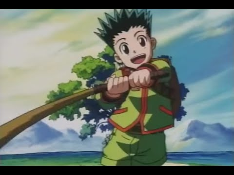 Hunter x Hunter (1998 Opening HD) | ハンターハンター [OP 1] - YouTube