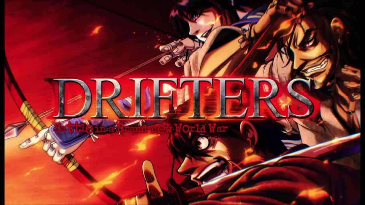 Drifters OP Full - Gospel of the Throttle - YouTube