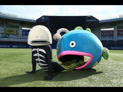 ロッテ「謎の魚」グッズ大人気 売り切れ続出も「実感ない」