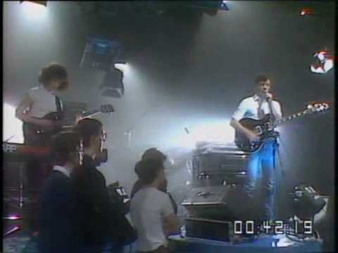 New Order - Ceremony, live at Celebration 1981 - YouTube