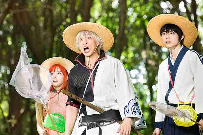 橋本環奈の「銀魂」での走り方に注目集まる「ダサすぎてやばい」