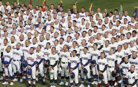 硬式野球部員、3年連続減少