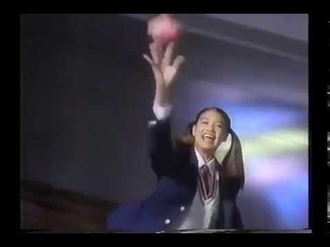なつかしいCM グリコ「ポッキー」 吉川ひなの 1997年 - YouTube