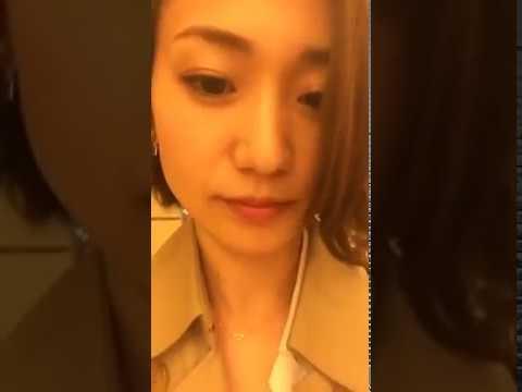 20170418 大島優子 yuk00shima Instagram Live - YouTube