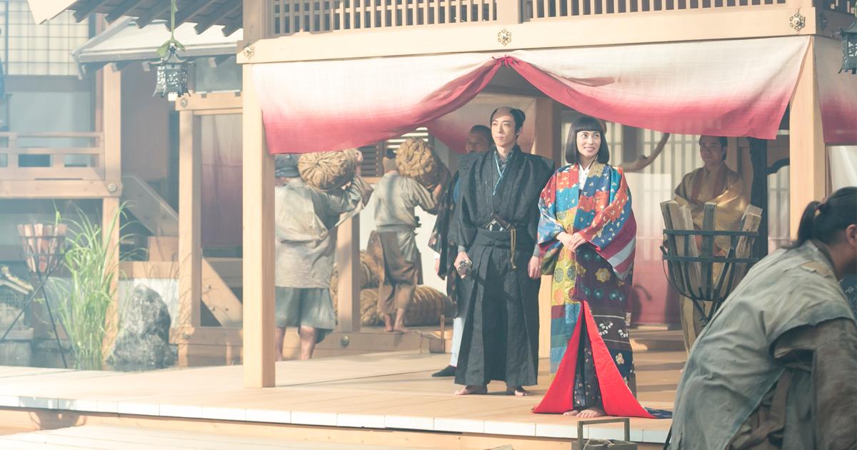舞台裏「演出で振り返る直虎の歩み」 特集 NHK大河ドラマ『おんな城主 直虎』