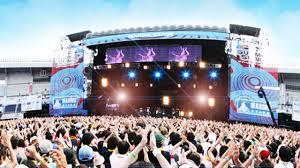夏の音楽フェス!