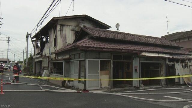 幼児ら3人死亡火事で父親を逮捕「布団にライターで火」