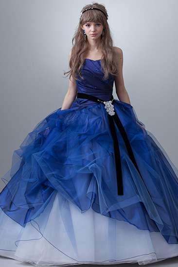 カラードレス | ウェディングドレスのレンタル専門店|大阪 | Wedding Salon Prece(プレーチェ)