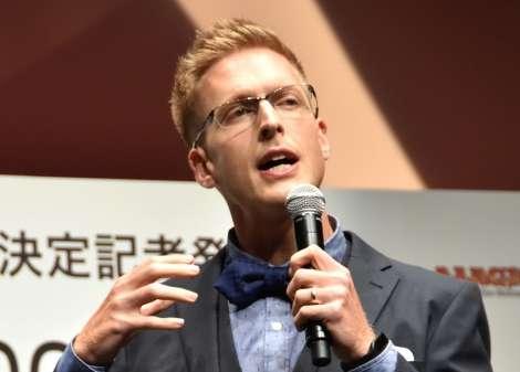 東京オリンピックまで3年 厚切りジェイソン「いろんな文化が変わらないといけない」 | ORICON NEWS