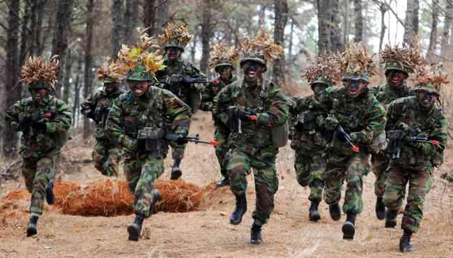 韓国陸軍、11万人削減へ… -  理想国家日本の条件  自立国家日本