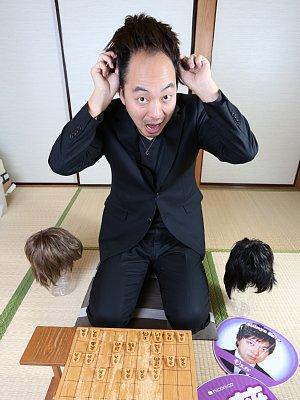 藤井聡太四段がアニメ化?【ソウタの棋】一瞬びっくりするファンアートがすごい