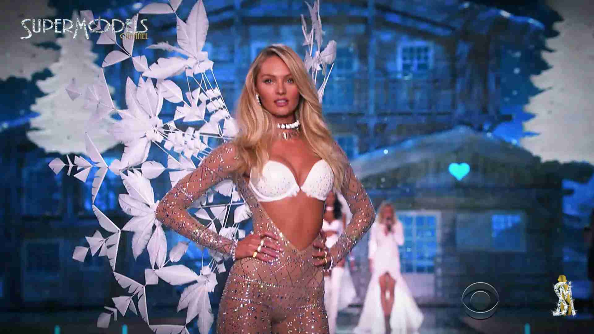 Candice Swanepoel Victoria's Secret Fashion Show 2007 - 2015 by SuperModels Channel - YouTube