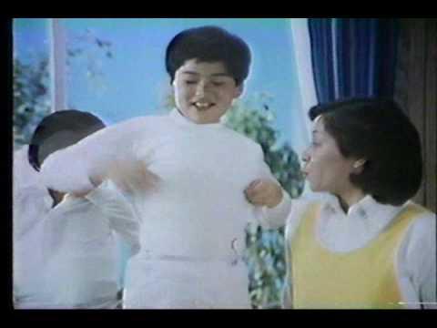 1979 花王 ザブ - YouTube
