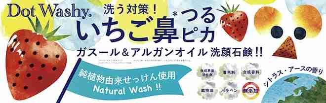 ペリカン石鹸 | ドット・ウォッシー