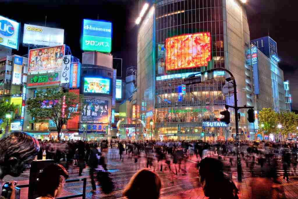 海外、渋谷のスクランブル交差点に驚きの声。 | 海外の反応 | 翻訳部