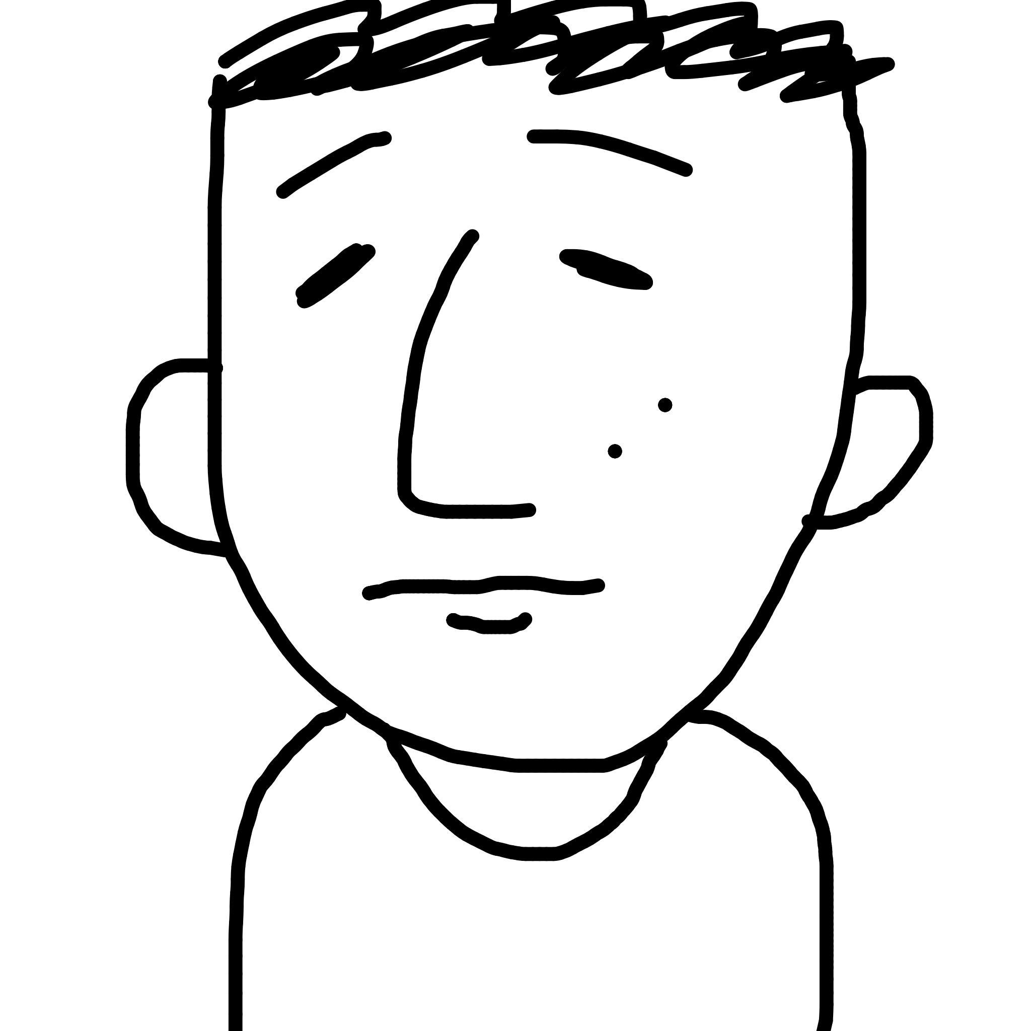 彼氏/旦那の似顔絵