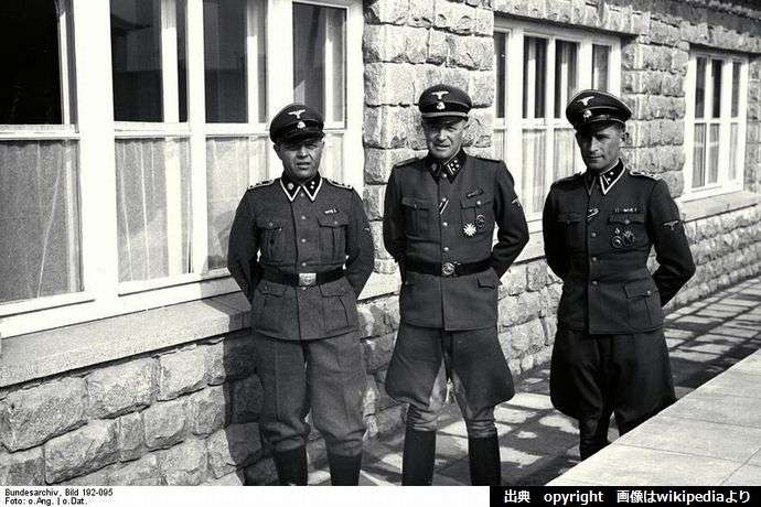 94歳元ナチス親衛隊員に禁錮5年の有罪判決…「17万人殺害」に関与! : 軍事・ミリタリー速報☆彡