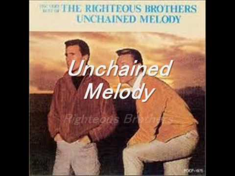 Unchained Melody - Righteous Brothers - YouTube