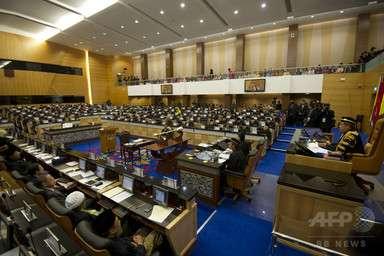セックス拒否は「夫への虐待」 マレーシア議員の発言に非難殺到 写真1枚 国際ニュース:AFPBB News