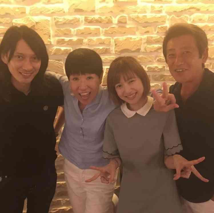 【エンタがビタミン♪】和田アキ子 神田正輝、村田充&神田沙也加夫妻に会いご機嫌に | Techinsight(テックインサイト)|海外セレブ、国内エンタメのオンリーワンをお届けするニュースサイト