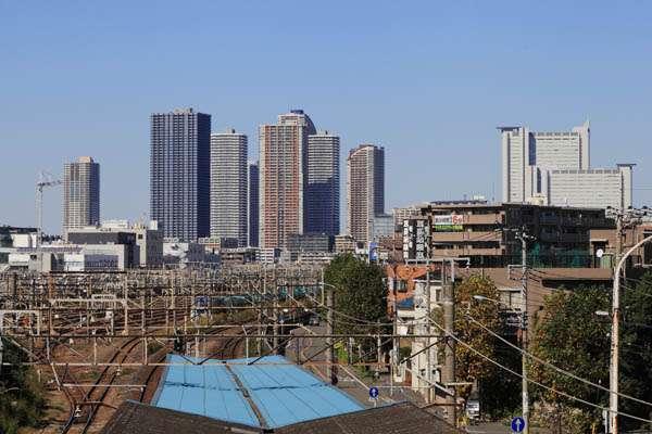 東京に来て凄いと思ったこと。